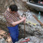 Warszawa realizacja uziomu piorunochronu